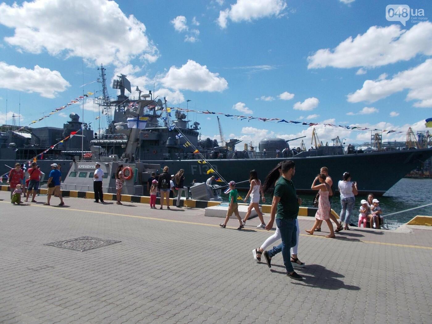 День Военно-морских сил Украины отпраздновали на Одесском морвокзале, - ФОТО , фото-6