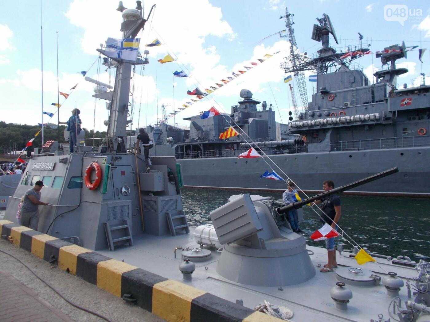 День Военно-морских сил Украины отпраздновали на Одесском морвокзале, - ФОТО , фото-8
