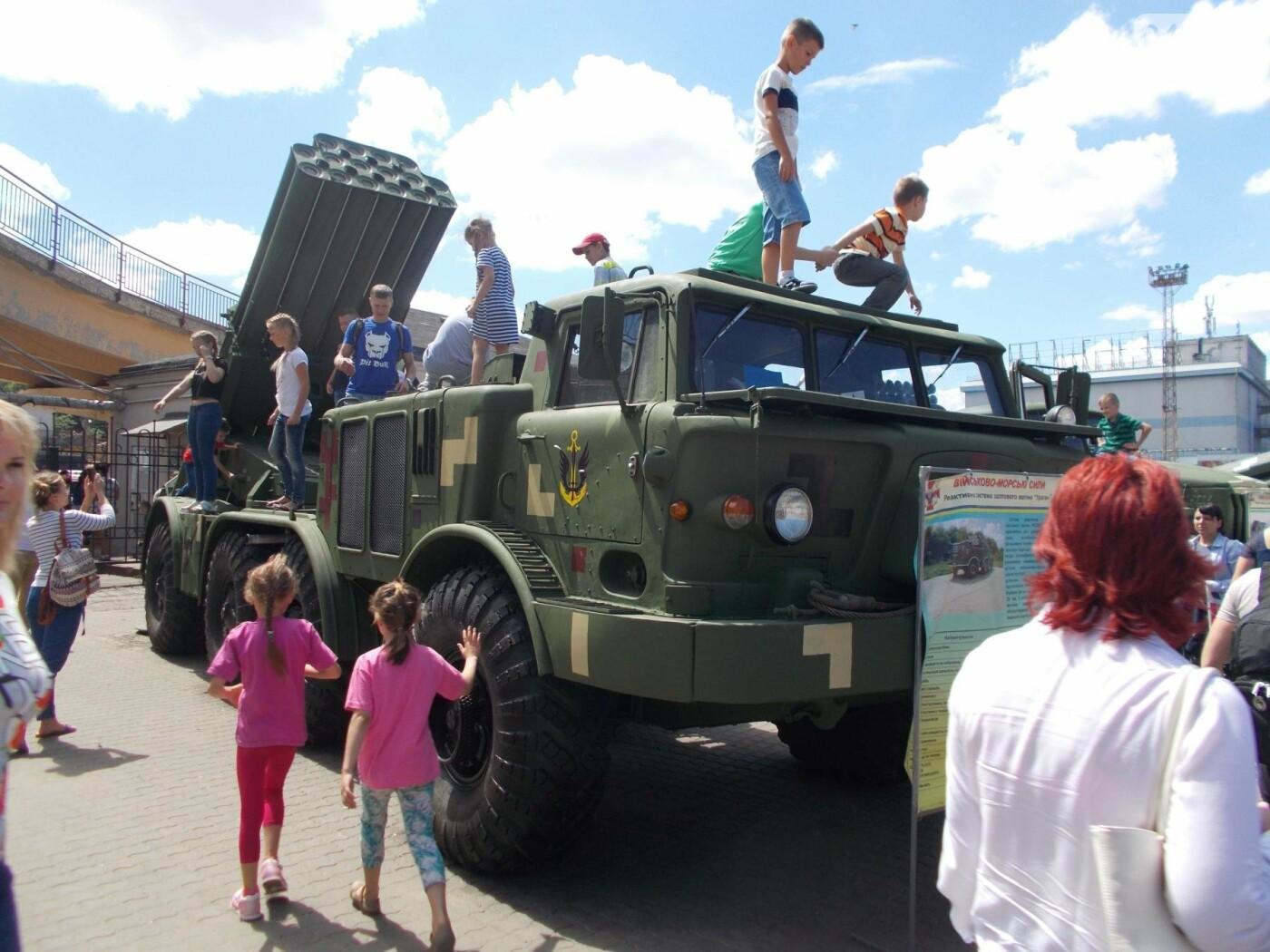 День Военно-морских сил Украины отпраздновали на Одесском морвокзале, - ФОТО , фото-31