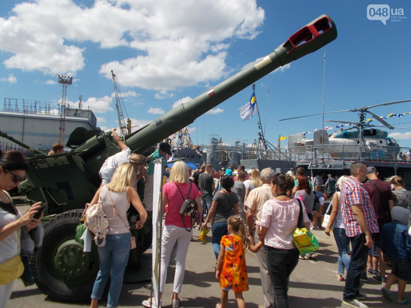 День Военно-морских сил Украины отпраздновали на Одесском морвокзале, - ФОТО , фото-33