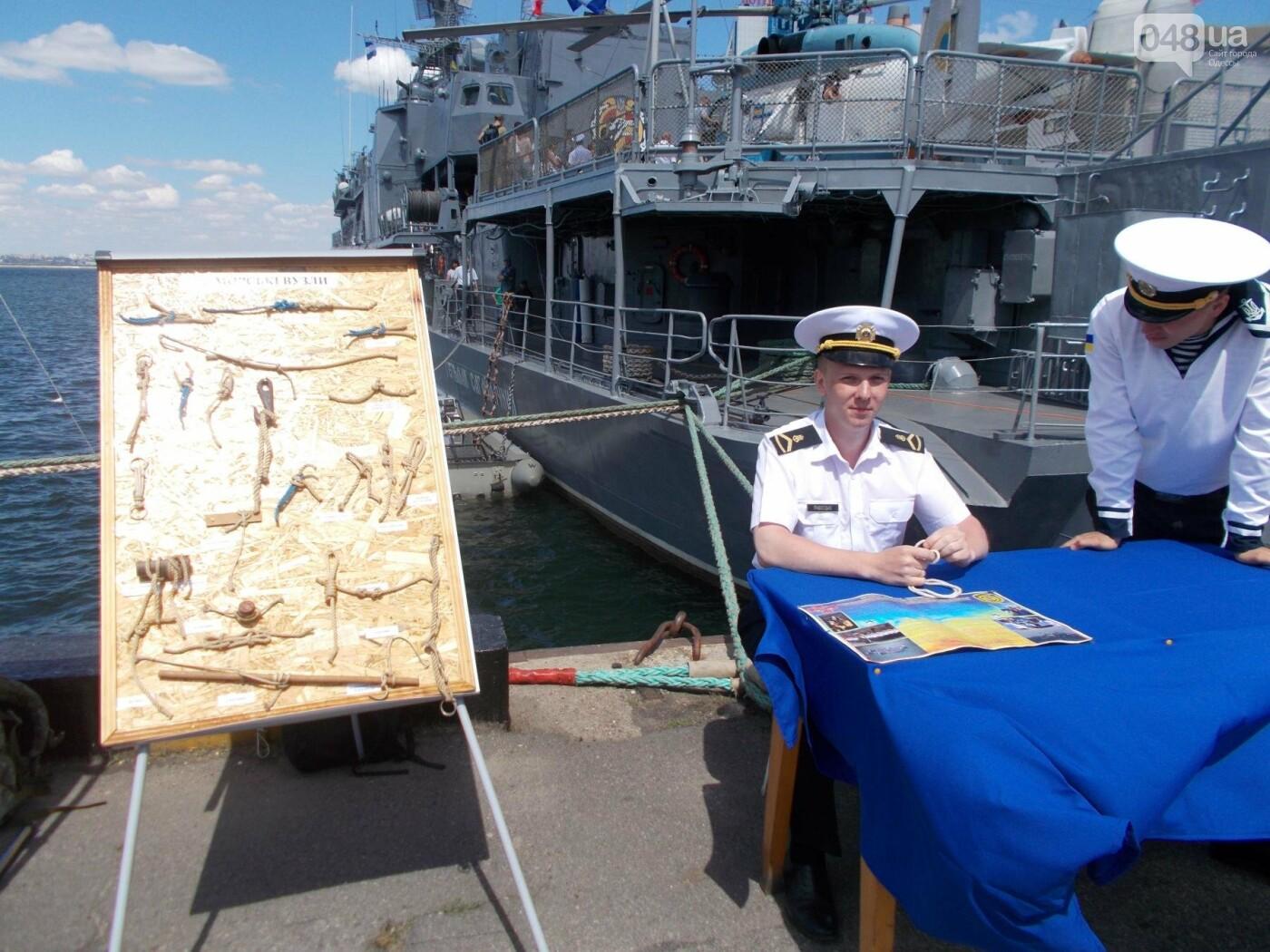 День Военно-морских сил Украины отпраздновали на Одесском морвокзале, - ФОТО , фото-35