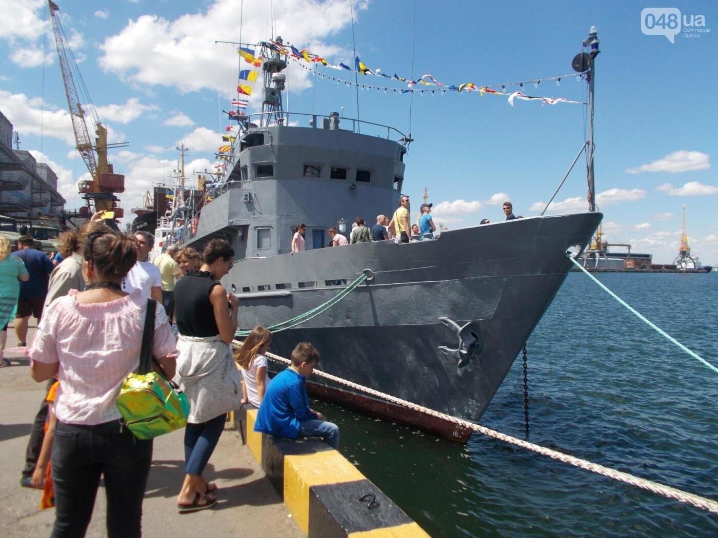 День Военно-морских сил Украины отпраздновали на Одесском морвокзале, - ФОТО , фото-13