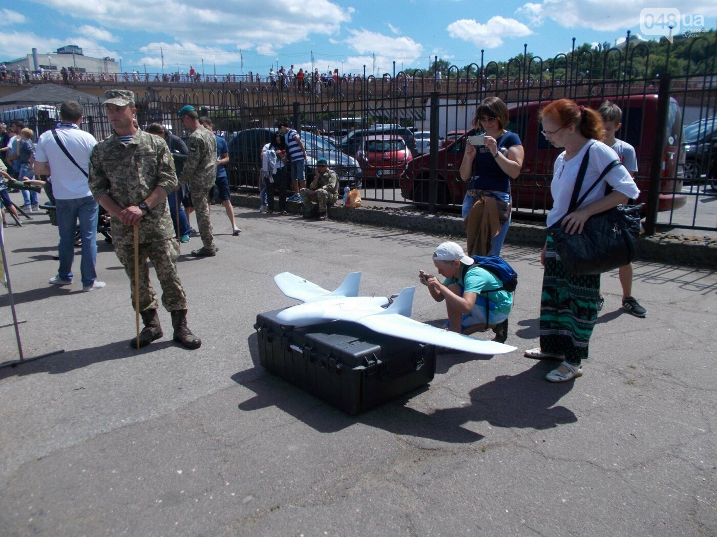 День Военно-морских сил Украины отпраздновали на Одесском морвокзале, - ФОТО , фото-37