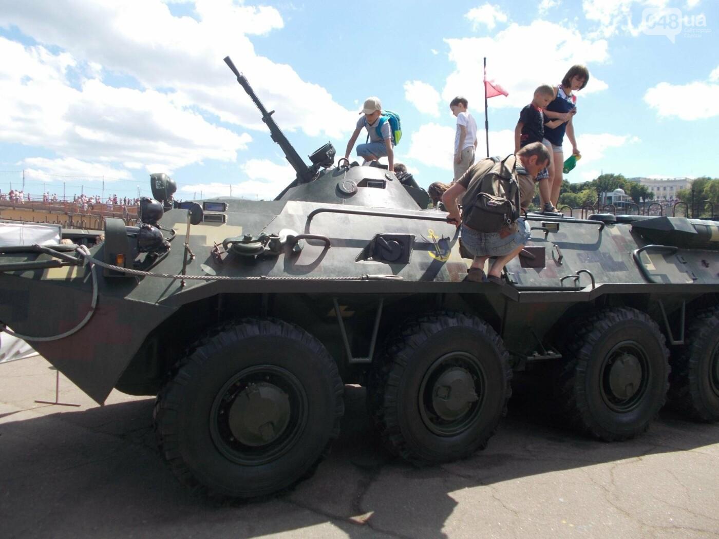 День Военно-морских сил Украины отпраздновали на Одесском морвокзале, - ФОТО , фото-30
