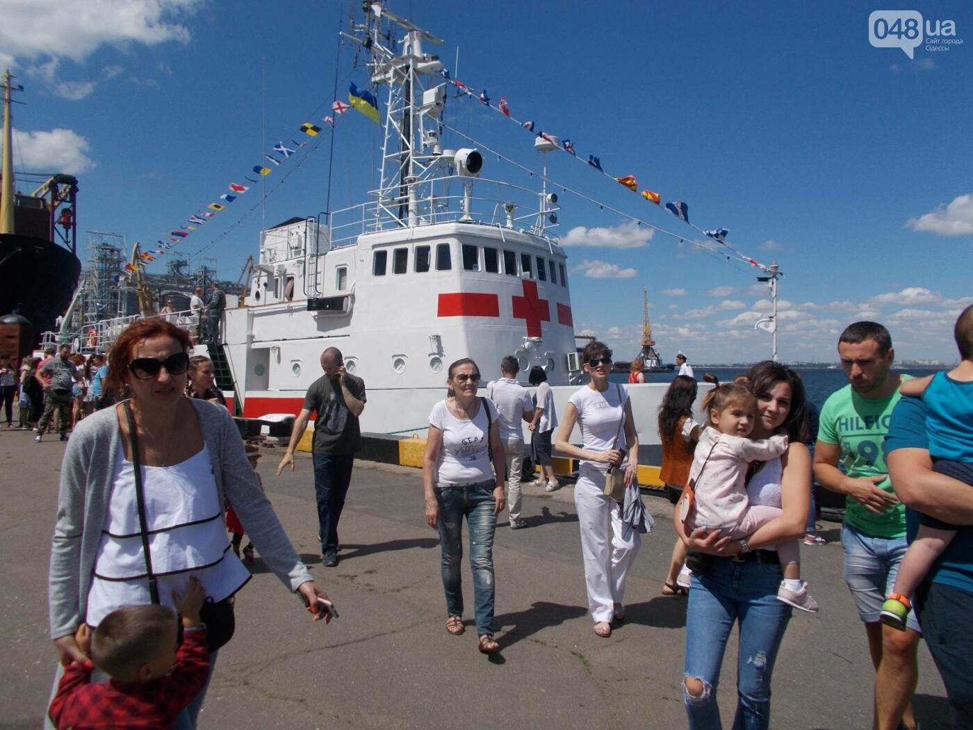 День Военно-морских сил Украины отпраздновали на Одесском морвокзале, - ФОТО , фото-11