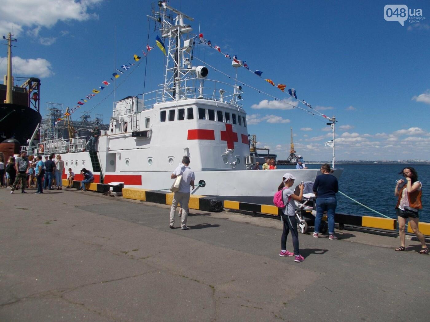 День Военно-морских сил Украины отпраздновали на Одесском морвокзале, - ФОТО , фото-12