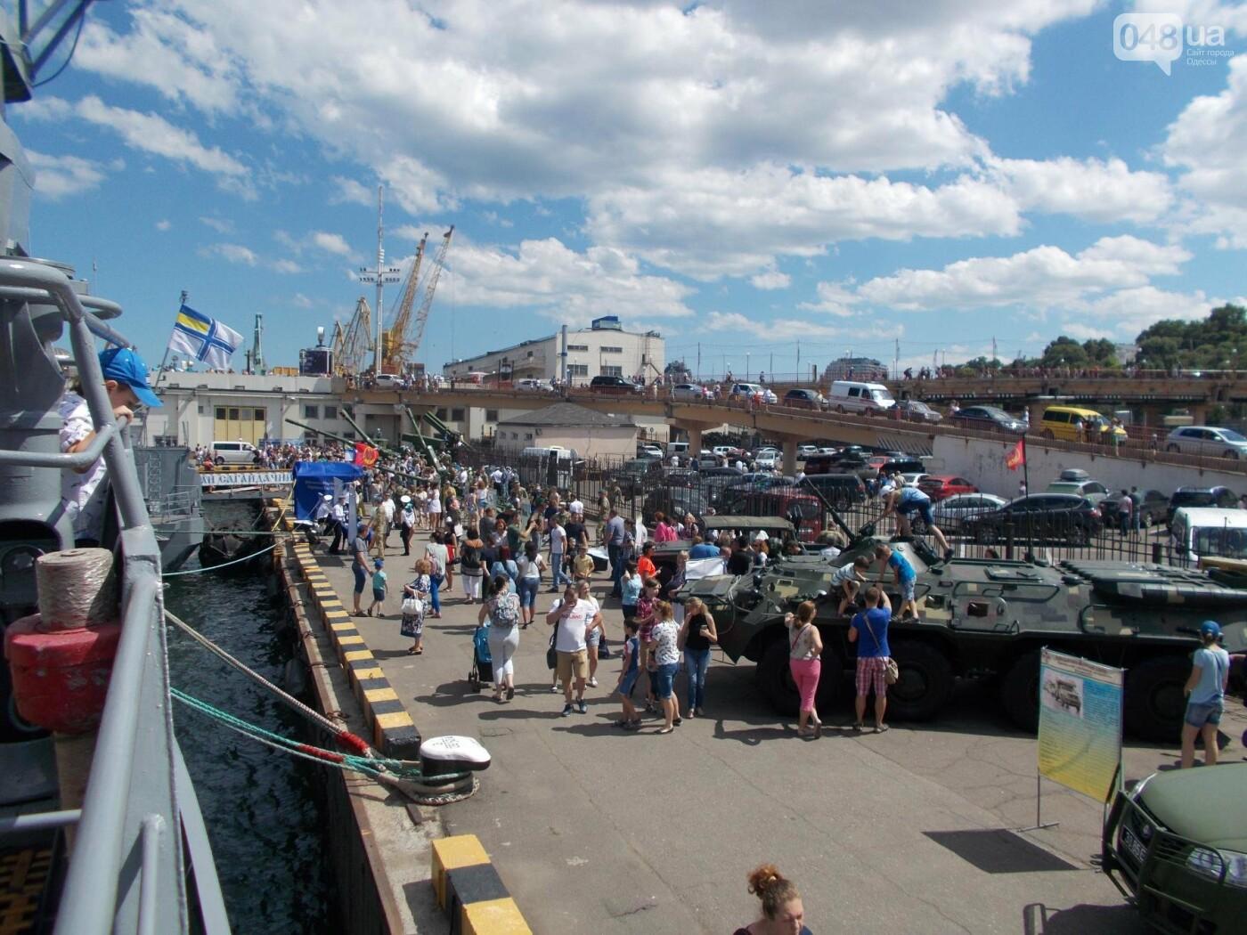 День Военно-морских сил Украины отпраздновали на Одесском морвокзале, - ФОТО , фото-36