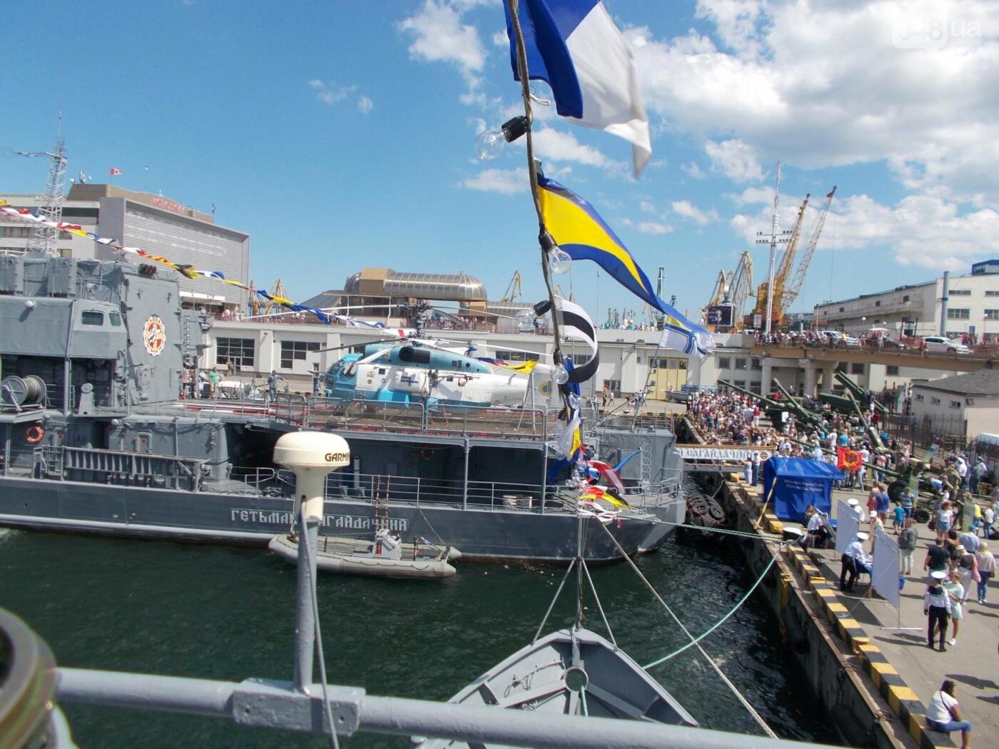 День Военно-морских сил Украины отпраздновали на Одесском морвокзале, - ФОТО , фото-16