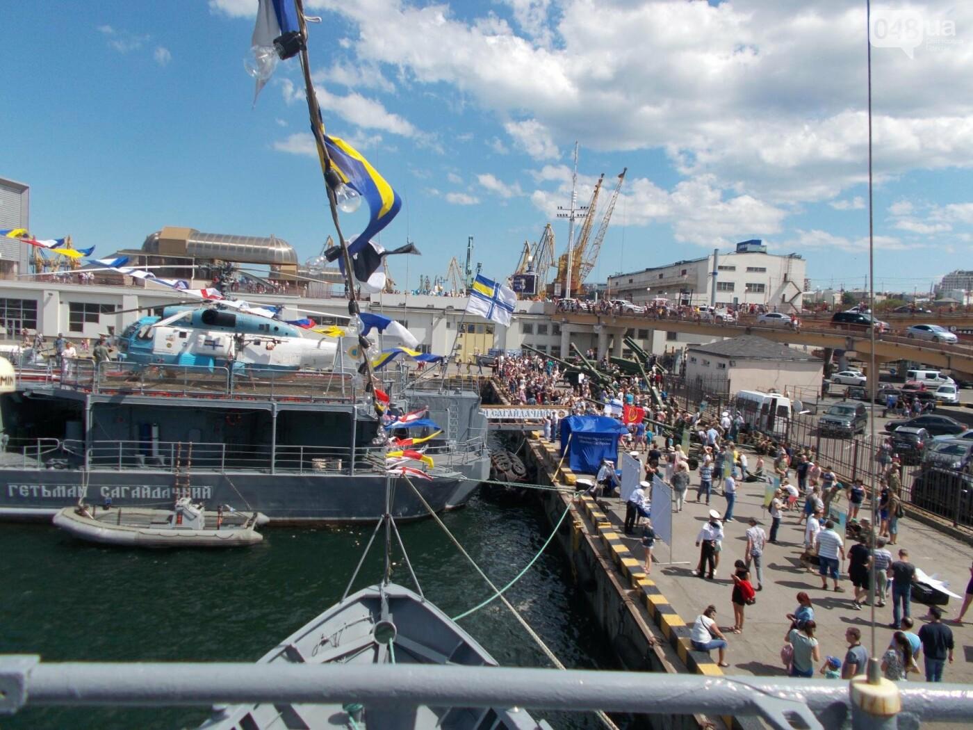 День Военно-морских сил Украины отпраздновали на Одесском морвокзале, - ФОТО , фото-18