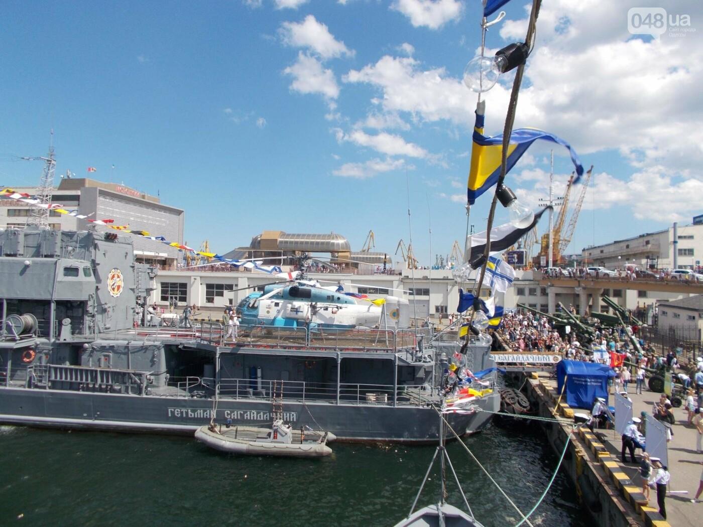 День Военно-морских сил Украины отпраздновали на Одесском морвокзале, - ФОТО , фото-17