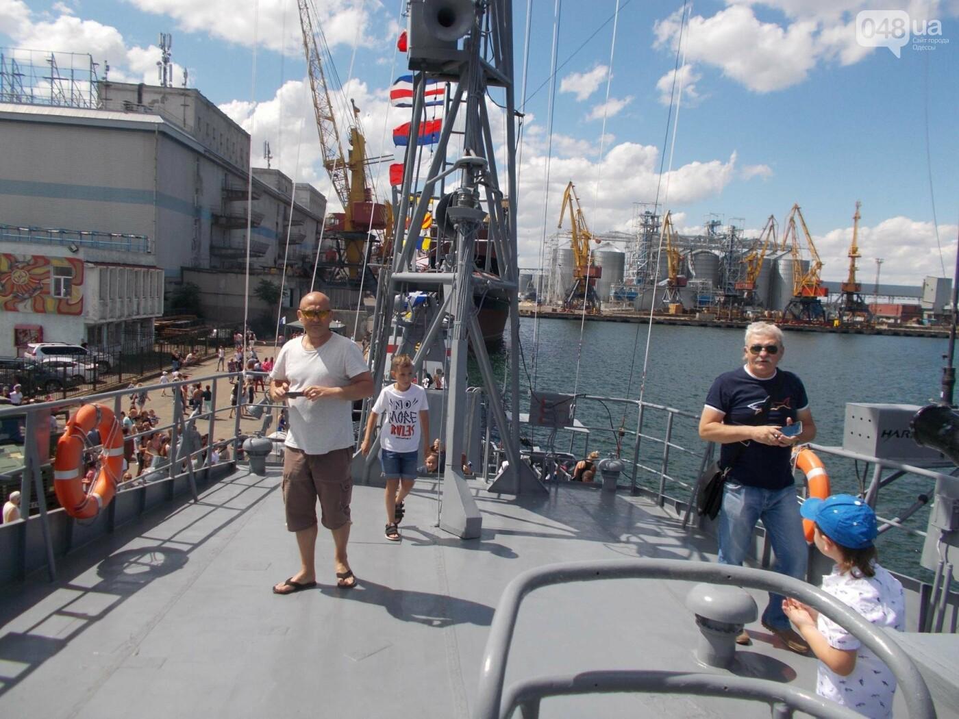 День Военно-морских сил Украины отпраздновали на Одесском морвокзале, - ФОТО , фото-19