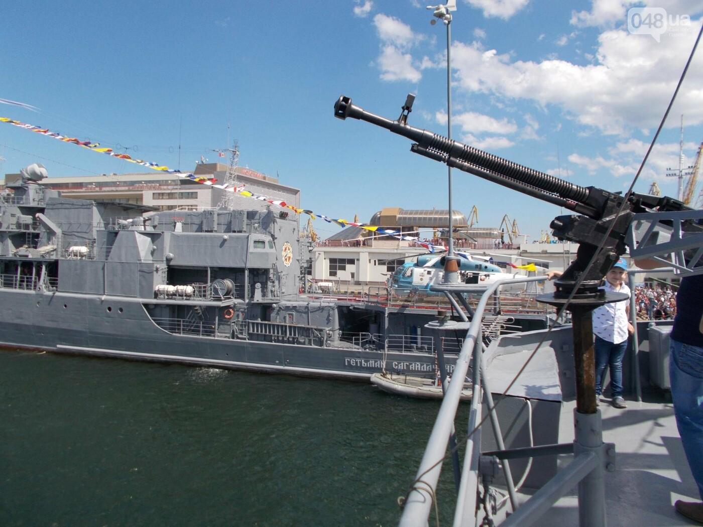День Военно-морских сил Украины отпраздновали на Одесском морвокзале, - ФОТО , фото-24