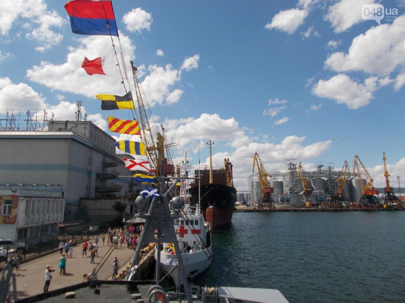 День Военно-морских сил Украины отпраздновали на Одесском морвокзале, - ФОТО , фото-21