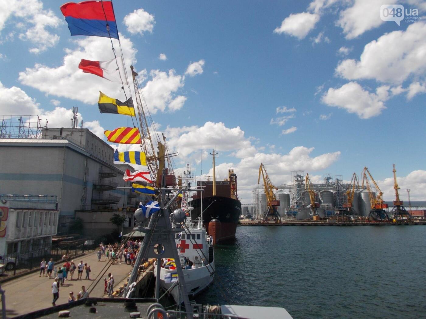 День Военно-морских сил Украины отпраздновали на Одесском морвокзале, - ФОТО , фото-25