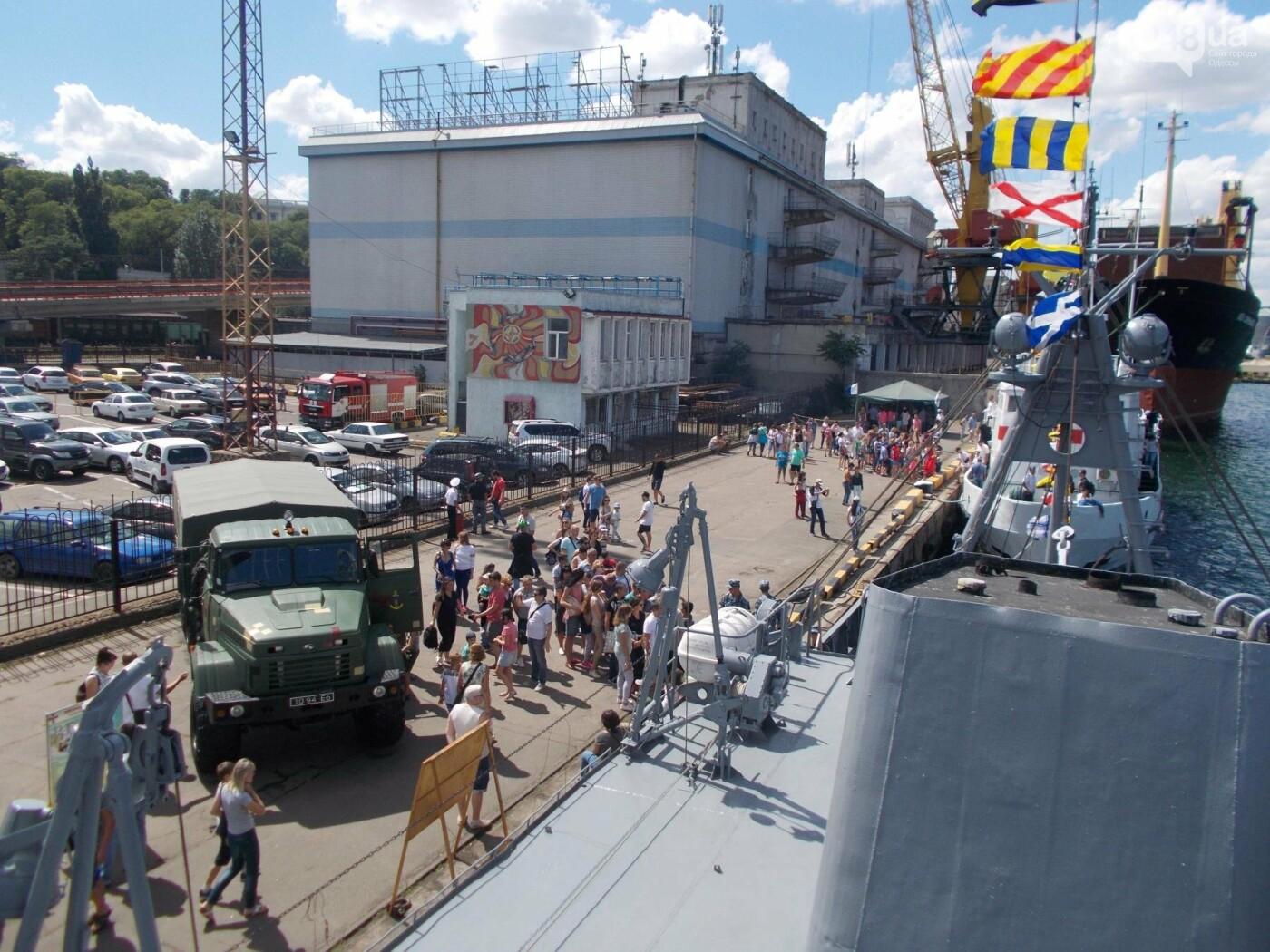 День Военно-морских сил Украины отпраздновали на Одесском морвокзале, - ФОТО , фото-41