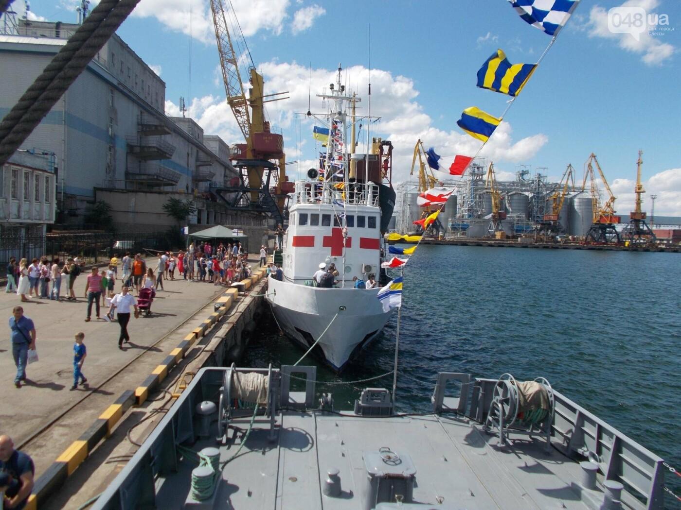 День Военно-морских сил Украины отпраздновали на Одесском морвокзале, - ФОТО , фото-29
