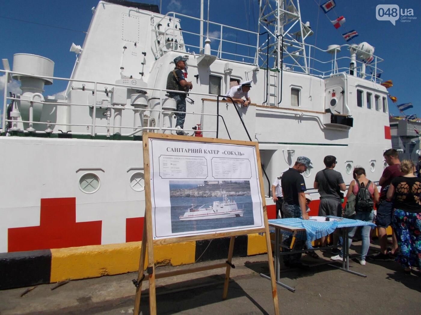 День Военно-морских сил Украины отпраздновали на Одесском морвокзале, - ФОТО , фото-28