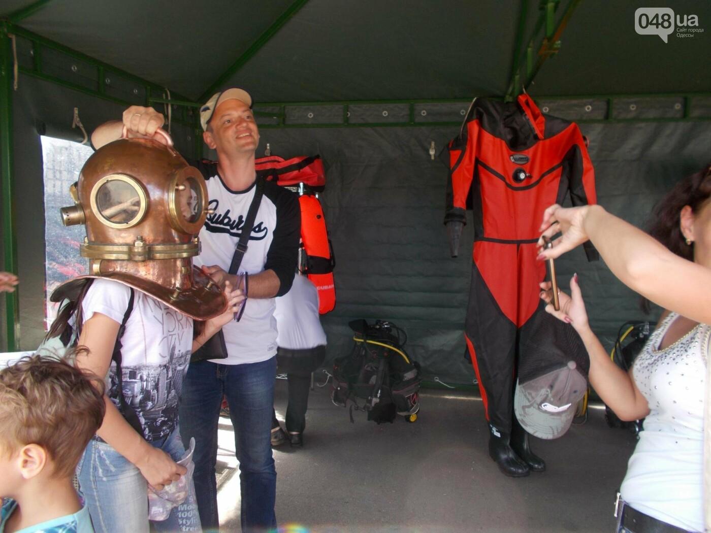 День Военно-морских сил Украины отпраздновали на Одесском морвокзале, - ФОТО , фото-43