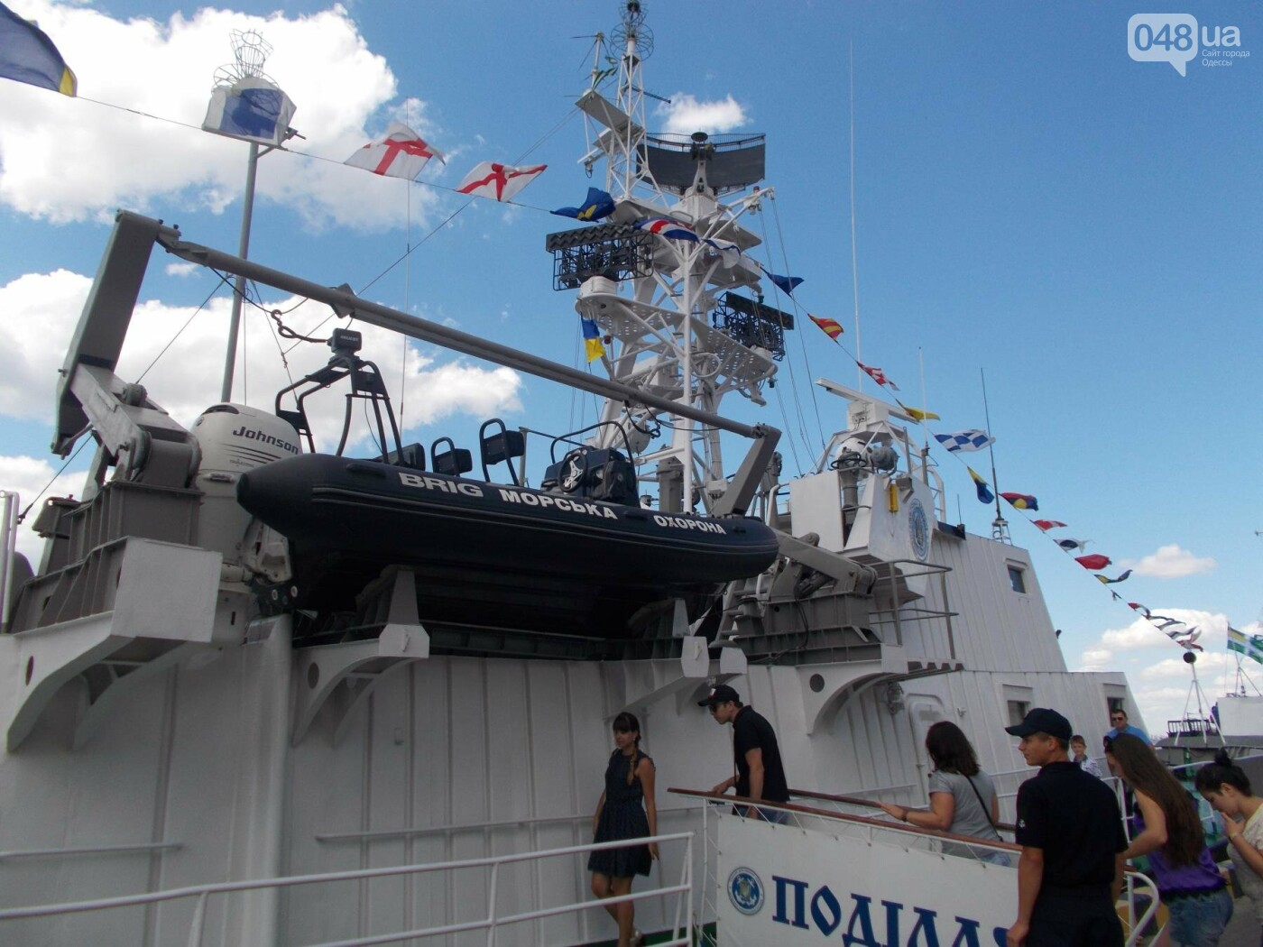 День Военно-морских сил Украины отпраздновали на Одесском морвокзале, - ФОТО , фото-23