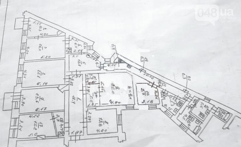Одесский Дом с одной стеной изнутри: как выглядят квартиры необычного здания, - ФОТО, фото-1