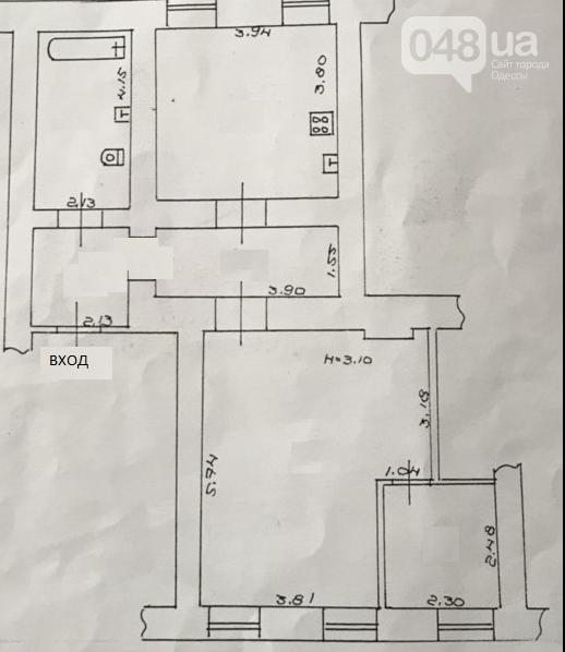 Одесский Дом с одной стеной изнутри: как выглядят квартиры необычного здания, - ФОТО, фото-3
