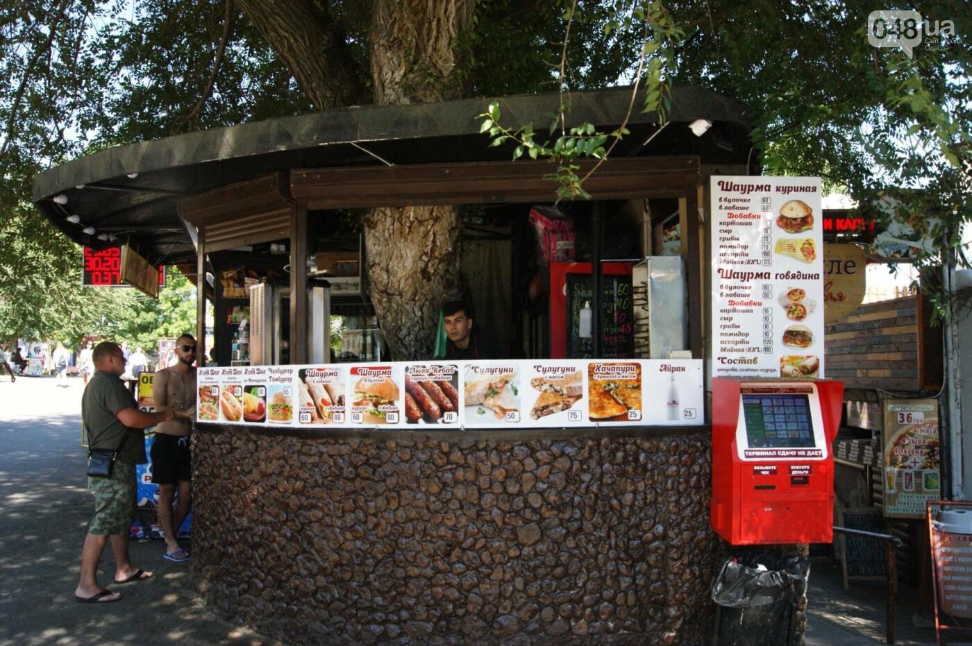 Сколько стоит пообедать в Аркадии: ищем недорогие вкусные варианты, - ФОТО, фото-5