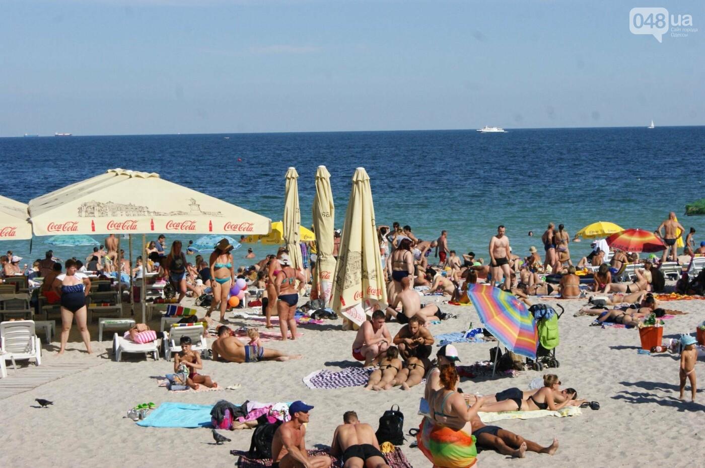 Пляжная ревизия: Что и почем на одесском Ланжероне, - ФОТО, фото-22