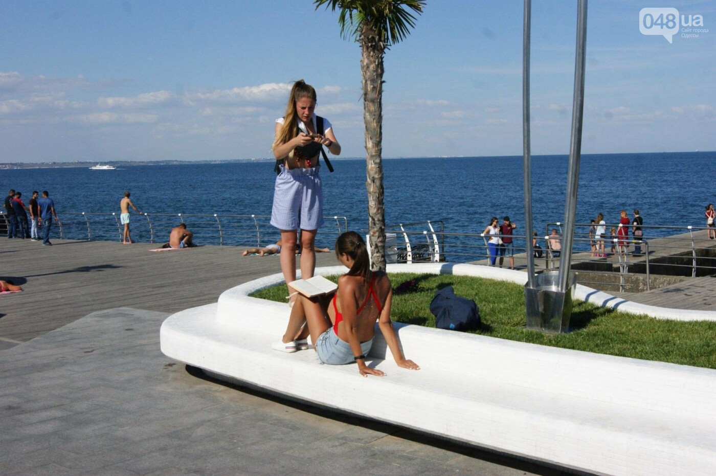 Пляжная ревизия: Что и почем на одесском Ланжероне, - ФОТО, фото-2