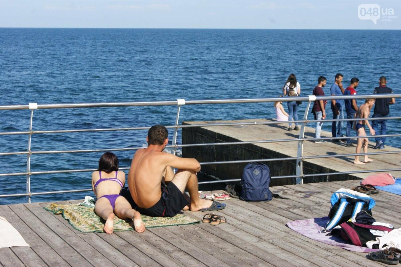 Пляжная ревизия: Что и почем на одесском Ланжероне, - ФОТО, фото-23