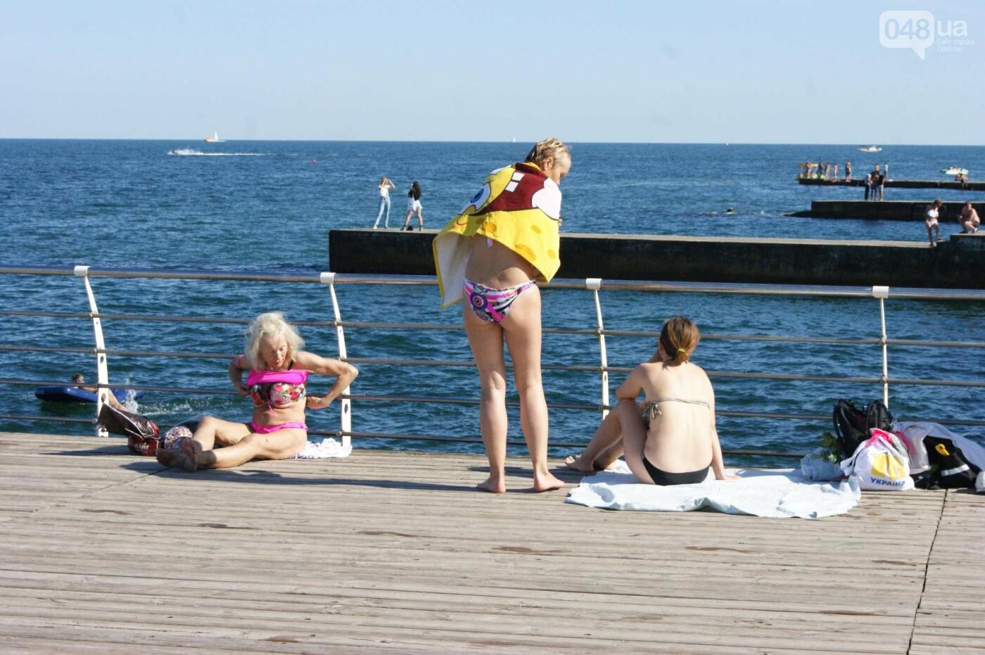 Пляжная ревизия: Что и почем на одесском Ланжероне, - ФОТО, фото-9
