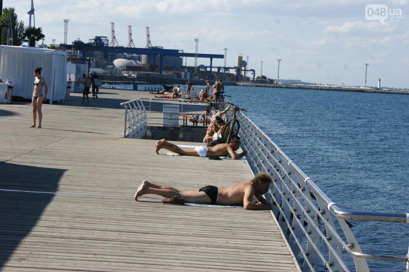 Пляжная ревизия: Что и почем на одесском Ланжероне, - ФОТО, фото-10