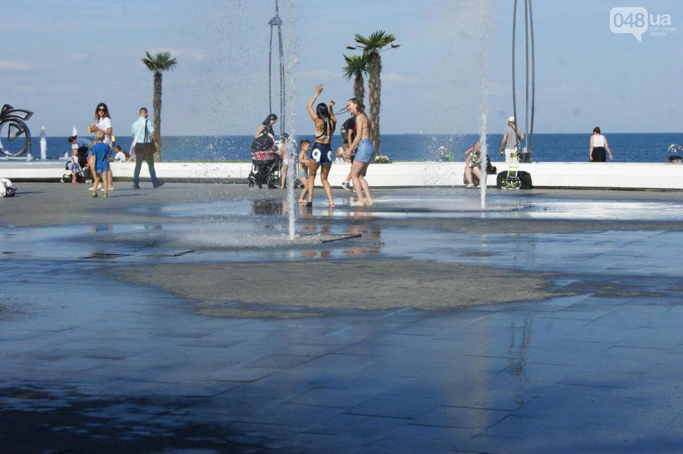 Пляжная ревизия: Что и почем на одесском Ланжероне, - ФОТО, фото-5
