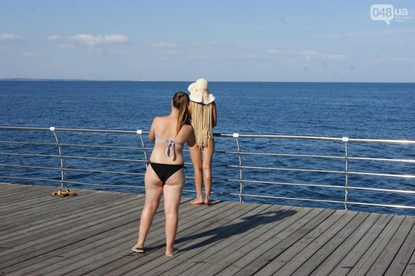 Пляжная ревизия: Что и почем на одесском Ланжероне, - ФОТО, фото-6