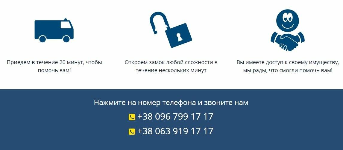 Откроем быстро и качественно. Аварийное открытие замков и дверей - Avariyka24x7 (Аварийка24х7)