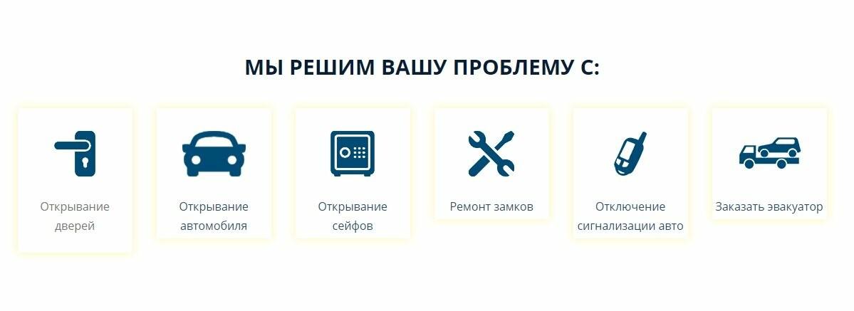Экстренное открытие замков и дверей - Avariyka24x7 (Аварийка24х7)