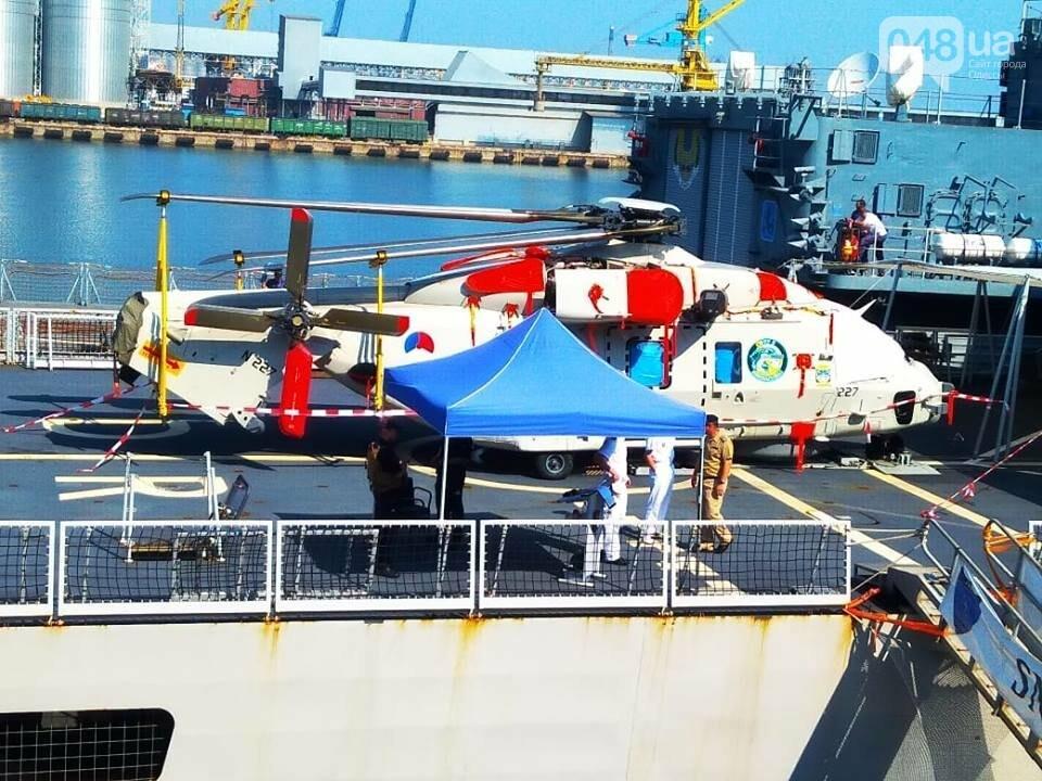 Корабли НАТО в Одессе и круизное судно у морвокзала, - ФОТОРЕПОРТАЖ, фото-3