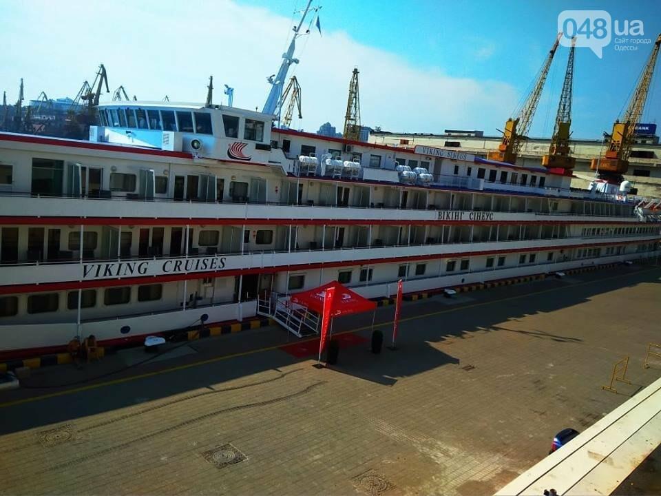 Корабли НАТО в Одессе и круизное судно у морвокзала, - ФОТОРЕПОРТАЖ, фото-18