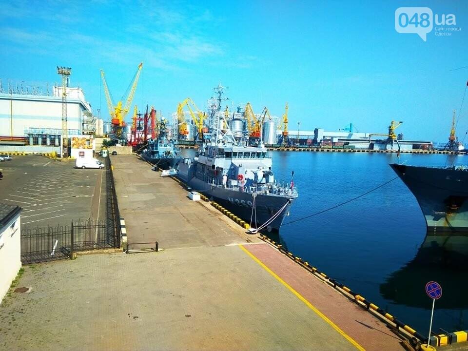 Корабли НАТО в Одессе и круизное судно у морвокзала, - ФОТОРЕПОРТАЖ, фото-6