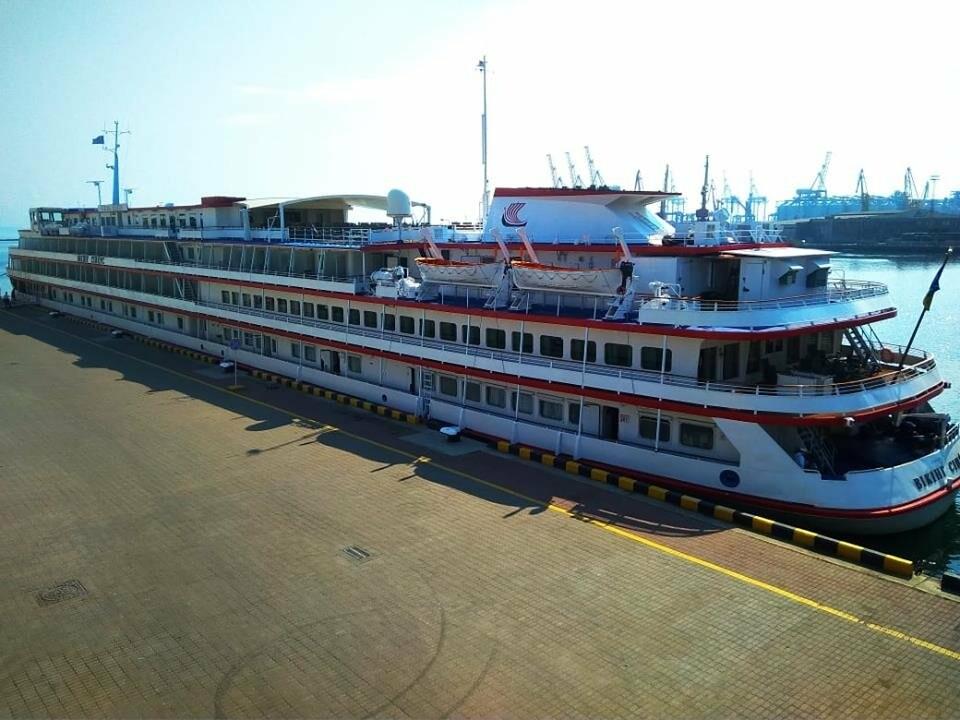 Корабли НАТО в Одессе и круизное судно у морвокзала, - ФОТОРЕПОРТАЖ, фото-19