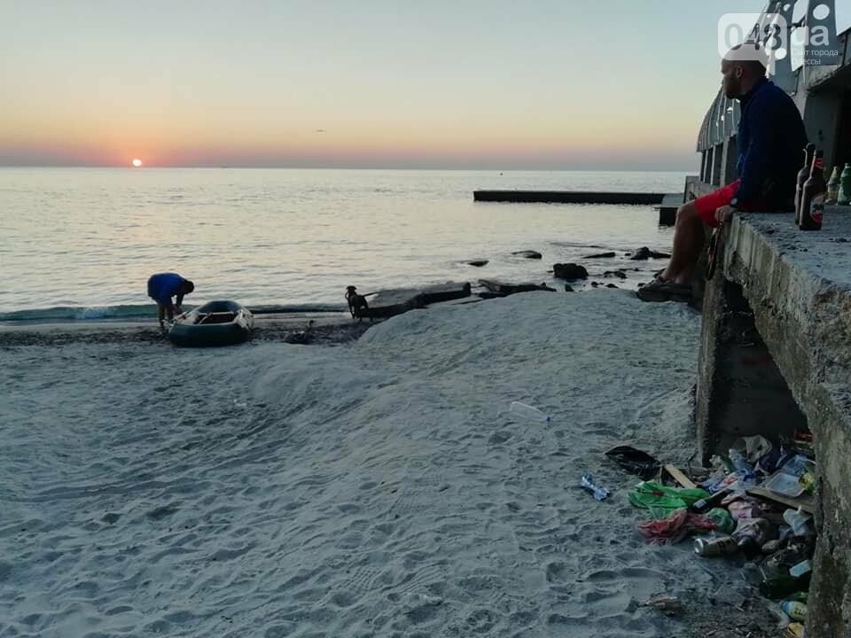 Ты удивишься: сколько мусора можно собрать на одном одесском пляже за час, - ФОТО, фото-2