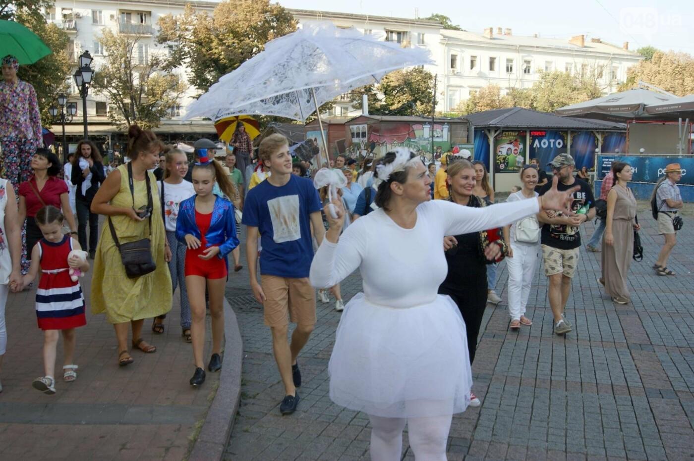 В Одессе уличные театры со всего мира провели карнавал, - ФОТО, ВИДЕО, фото-2