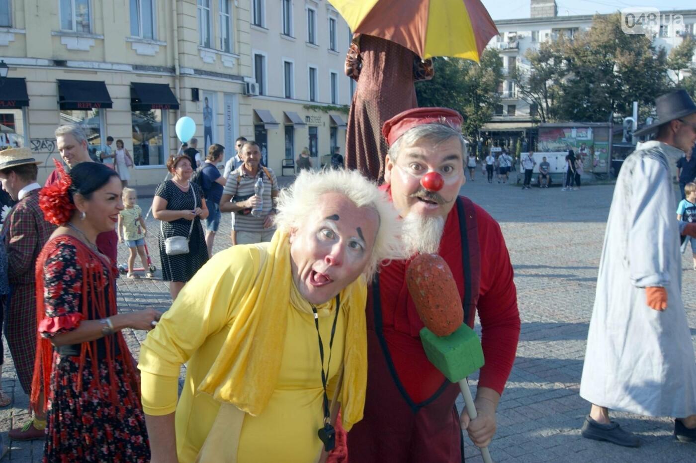В Одессе уличные театры со всего мира провели карнавал, - ФОТО, ВИДЕО, фото-3