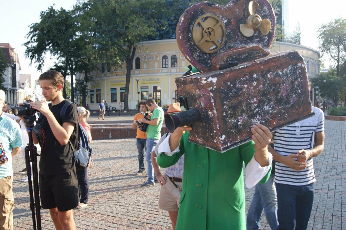 В Одессе уличные театры со всего мира провели карнавал, - ФОТО, ВИДЕО, фото-4