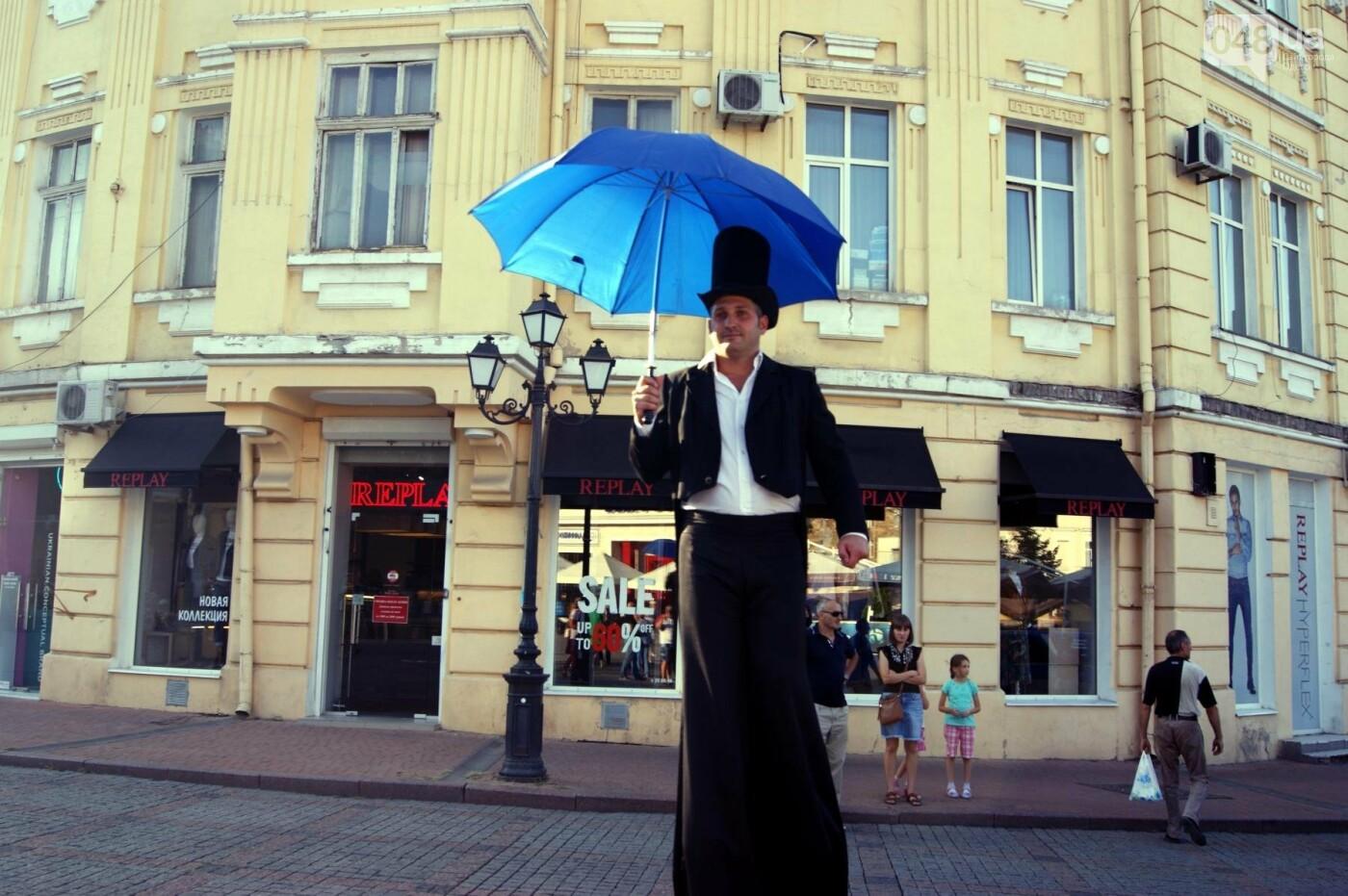 В Одессе уличные театры со всего мира провели карнавал, - ФОТО, ВИДЕО, фото-5