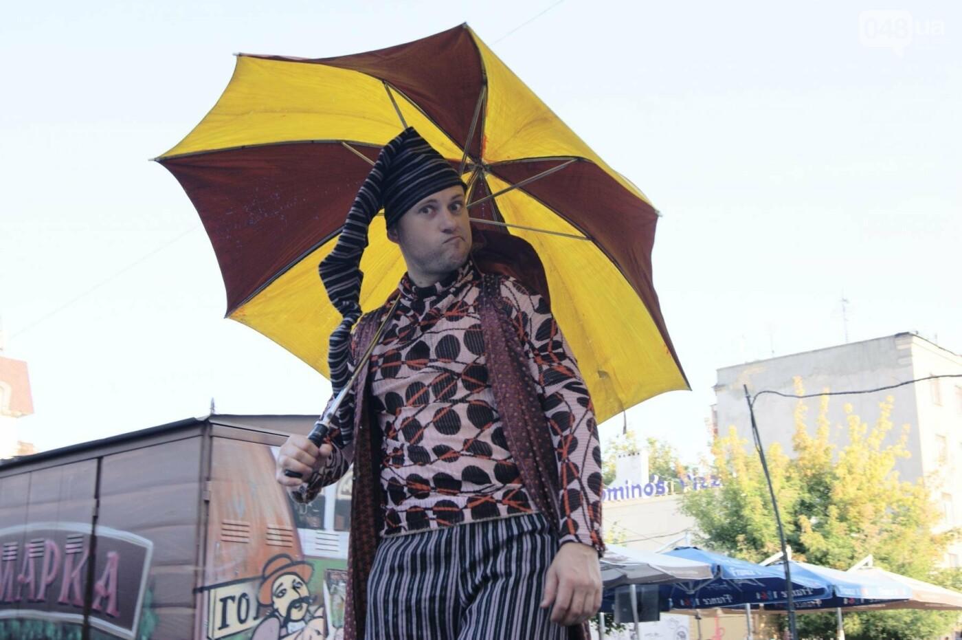 В Одессе уличные театры со всего мира провели карнавал, - ФОТО, ВИДЕО, фото-1