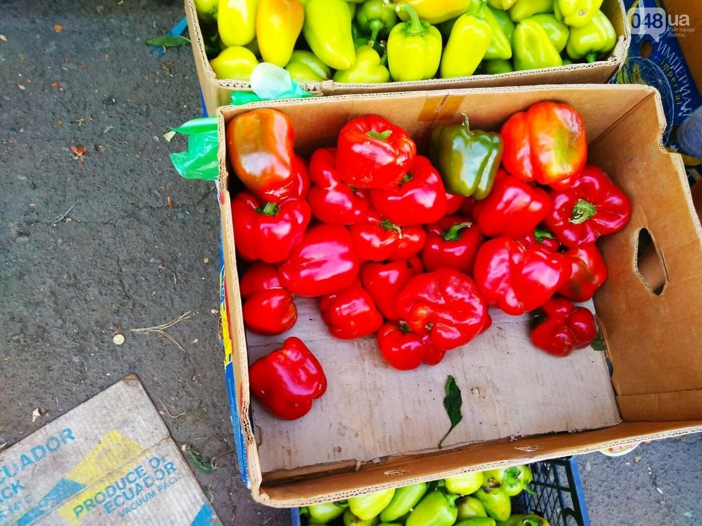 Ищем, где дешевле в Одессе: обзор цен на продукты на рынках Котовского, - ФОТО, ИНФОГРАФИКА, фото-2