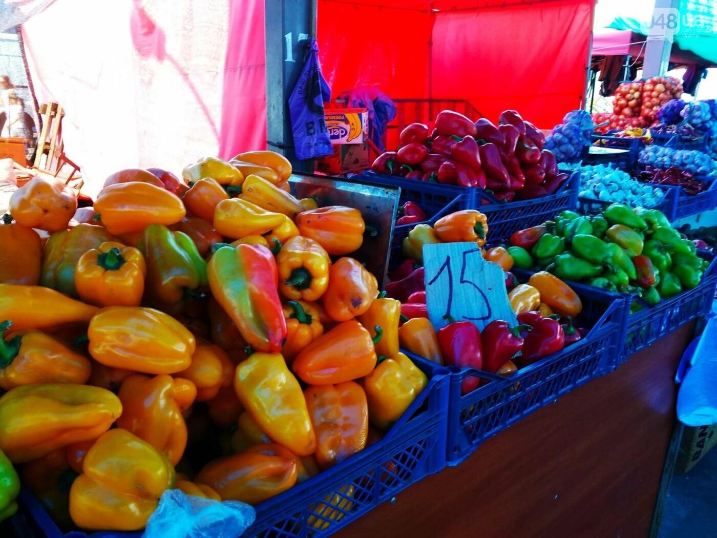 Ищем, где дешевле в Одессе: обзор цен на продукты на рынках Котовского, - ФОТО, ИНФОГРАФИКА, фото-15