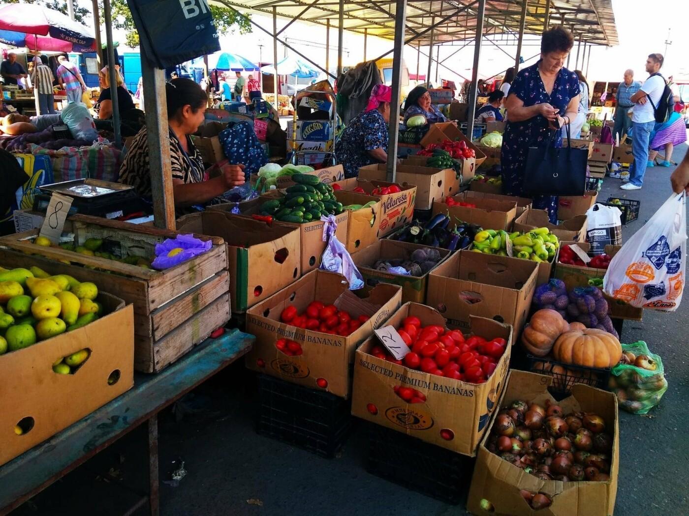 Ищем, где дешевле в Одессе: обзор цен на продукты на рынках Котовского, - ФОТО, ИНФОГРАФИКА, фото-3