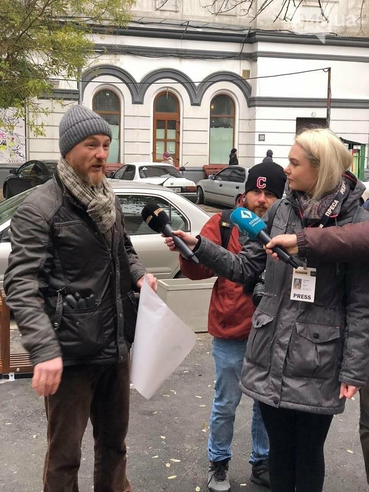 Напротив одесского Двора-Сцены открыли городской парклет, - ФОТО, фото-4