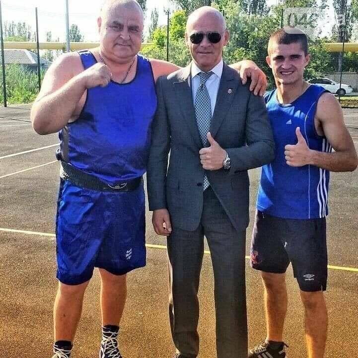 Подозреваемый в организации покушения может быть связан с одесским мэром , - ФОТО, ВИДЕО , фото-2